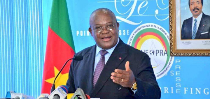 Cameroon has discovered nearly 7000 phantom workers on the government payroll.