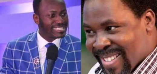 Apostle Johnson Suleman has reacted to the death