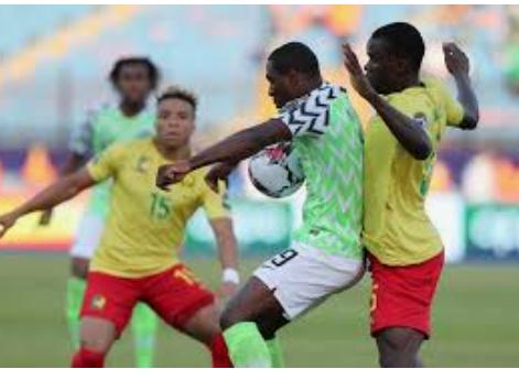 Cameroon Vs Super Eagles