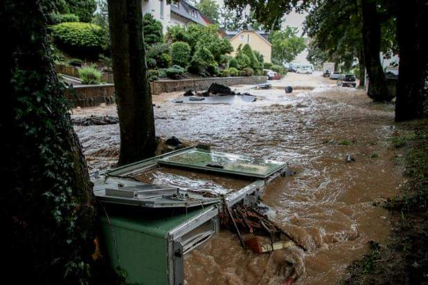 Dozens dead after heavy rain