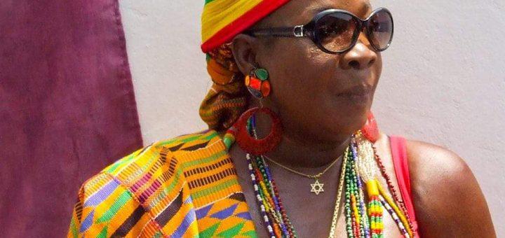 Bob Marley's wife
