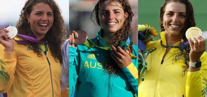 Jess Fox makes history with canoe gold