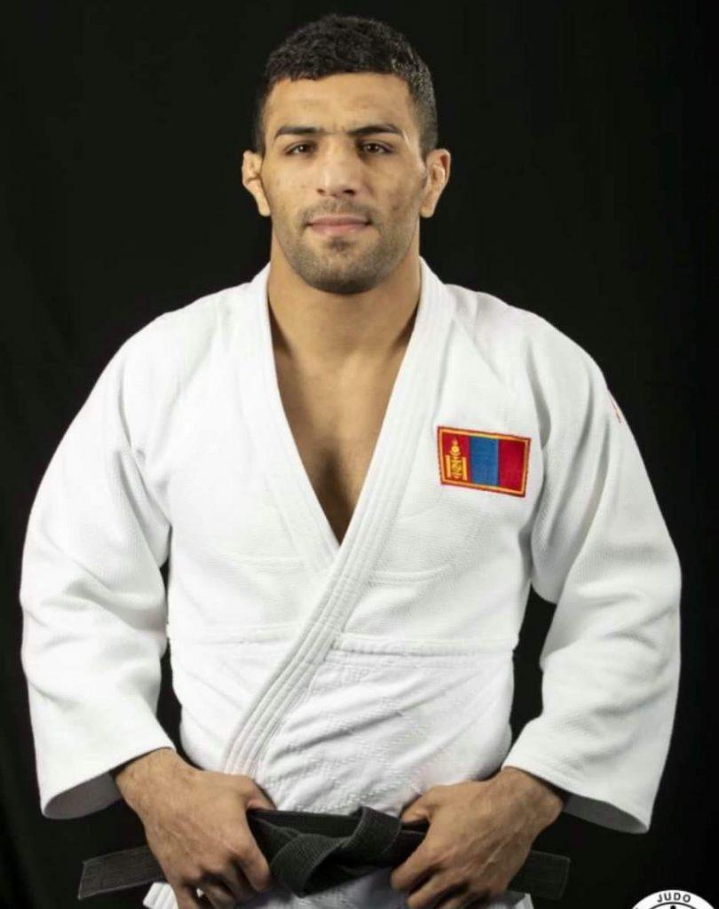 Saeid Mollaei won silver in judo at the Tokyo Olympics