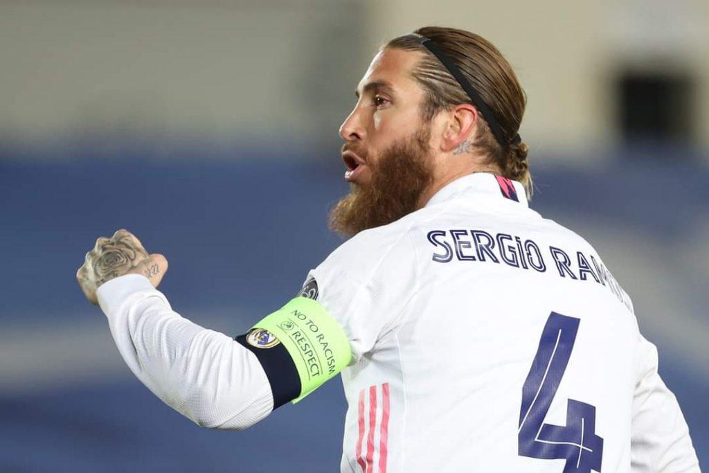 Sergio Ramos has joined Paris Saint-Germain