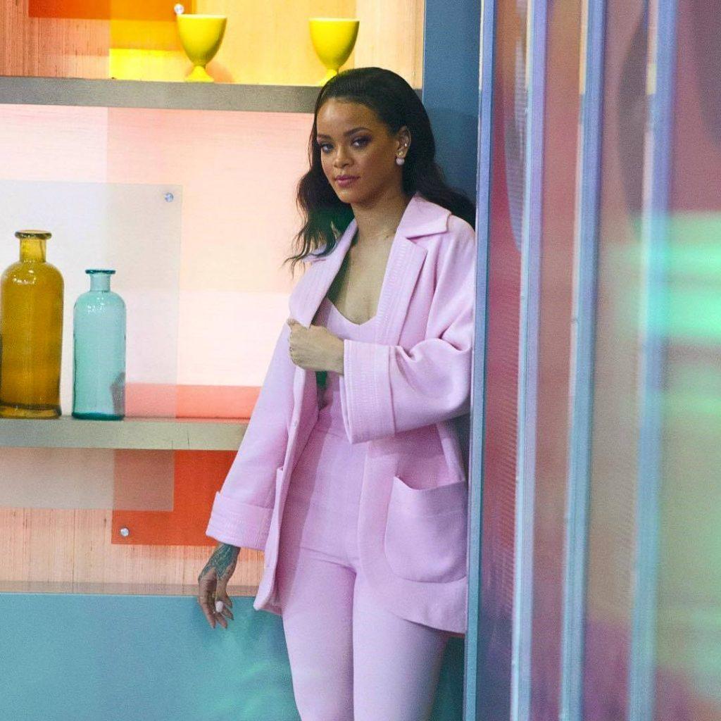 Rihanna officially a billionaire